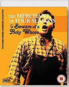 Merchant of Four Seasons/Beware of a Holy W**** Blu-ray
