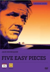 FIVE EASY PIECES DVD S-T